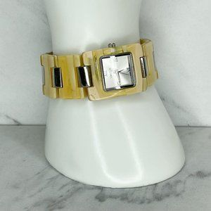 Chico's Chain Link Band Watch Needs Battery